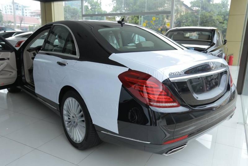 Mercedes-Benz Hybrid S400 2015