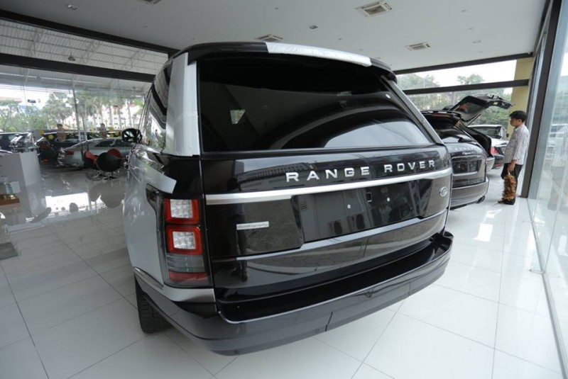 Range Rover Autobiography Long Wheelbase