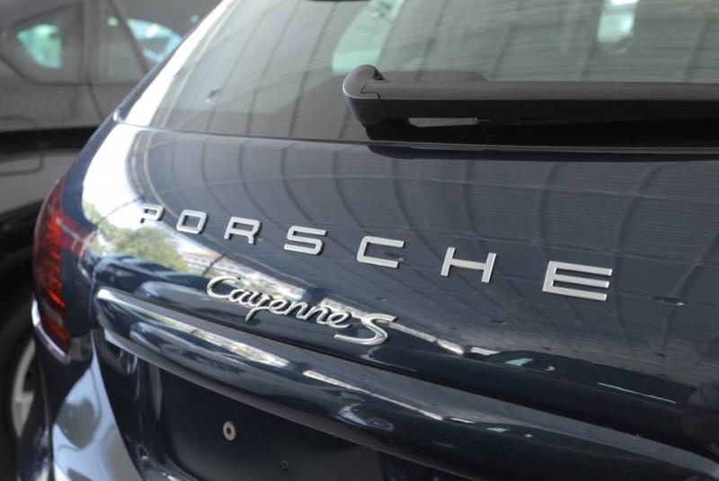 Porsche Cayenne S 2014