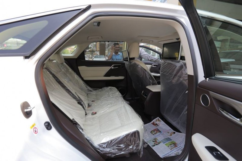 Lexus RX 200t White 2016