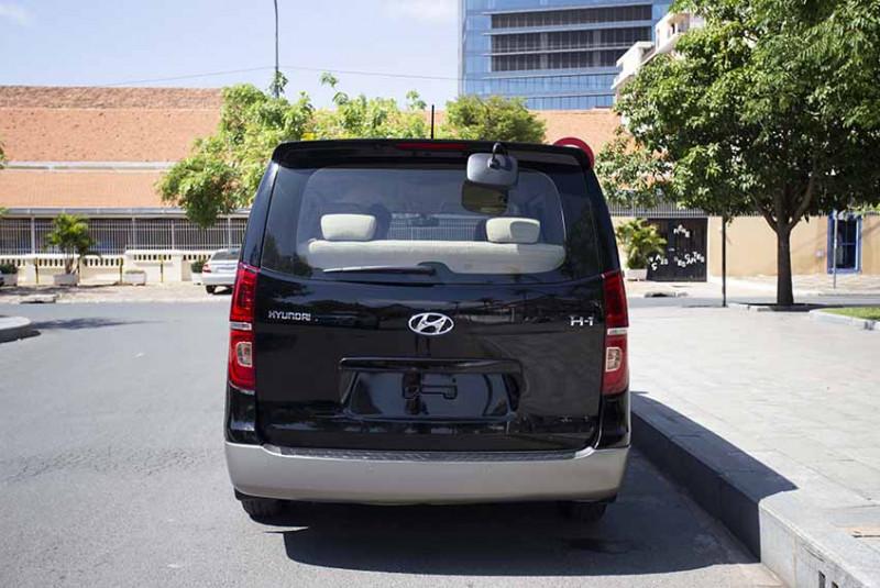 2020 Hyundai H1