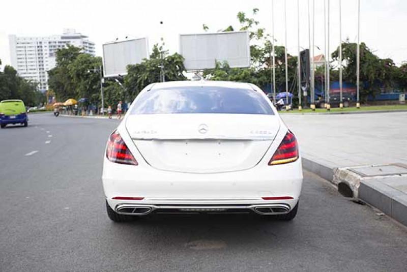 2018 Mercedes-Benz S560L 2BF-88XX