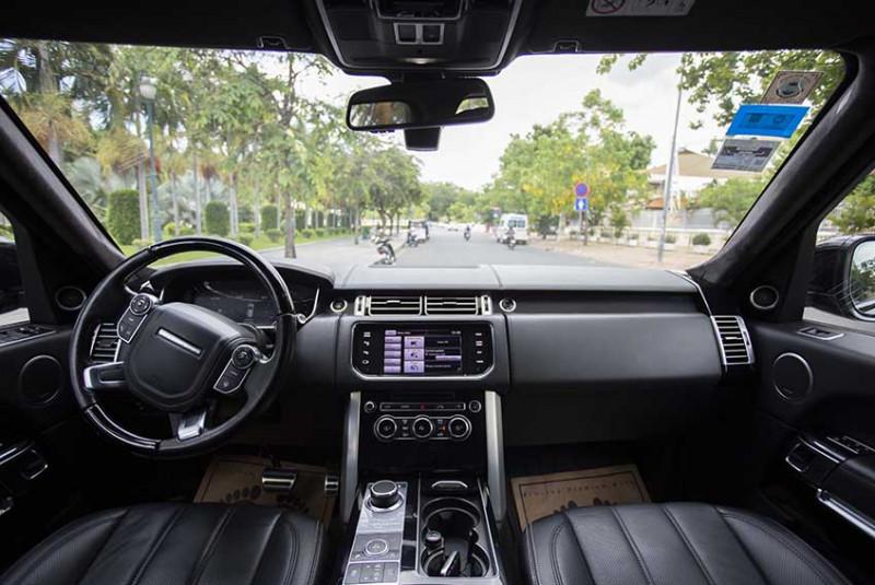 2013 Range Rover Vogue V8 AN-92XX
