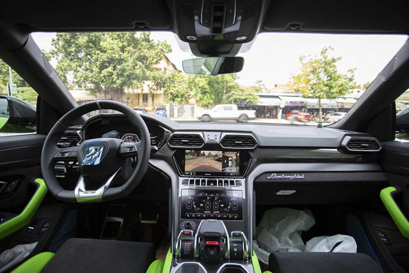 2021 Lamborghini Urus Pearl Capsule Edition