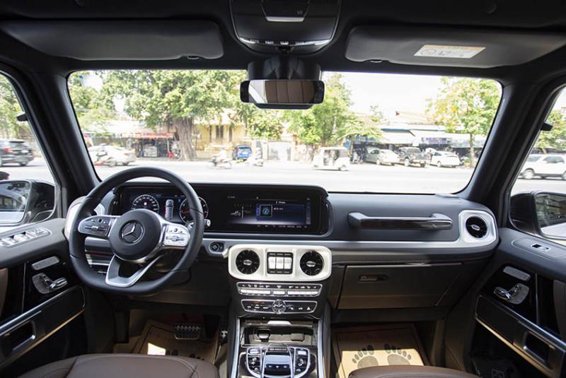 2021 Mercedes- G500 up AMG G63