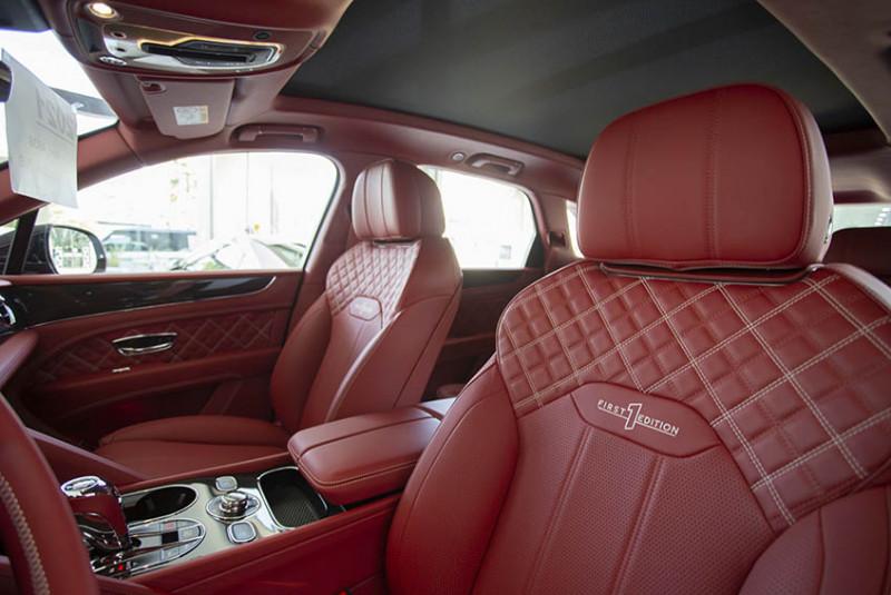 2021 Bentley Bentayga Black