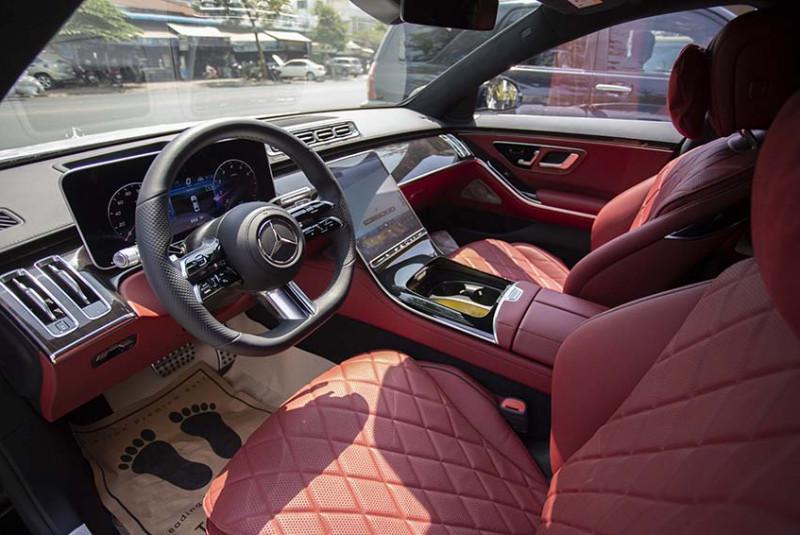 2021 Mercedes-Benz S-Class S500