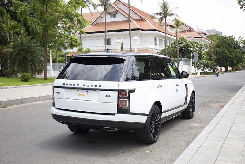 2021 Range Rover Autobiography LWB