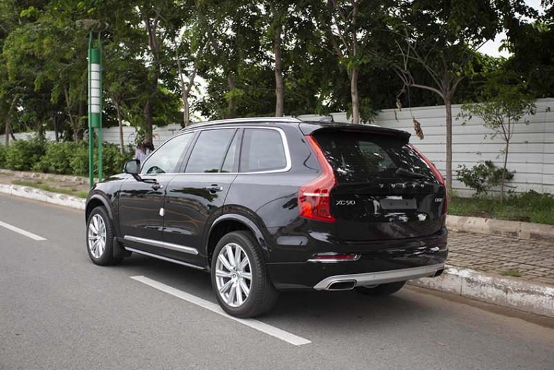 2017 Volvo XC90 Black Tax