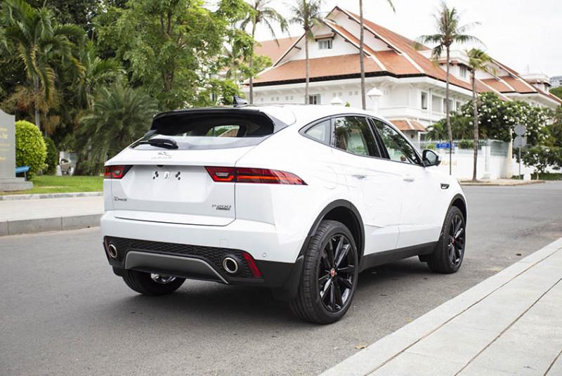 2019 Jaguar E PACE