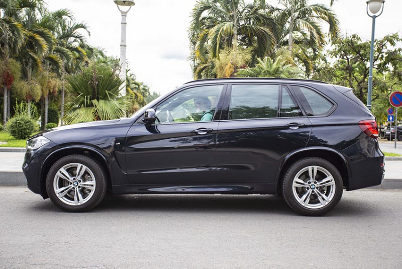 2017 BMW X5 2AT-30XX